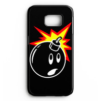 The Hundreds Bomb Logo Clothing Samsung Galaxy S6 Edge Case