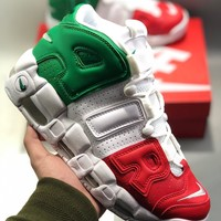 """Nike Air More Uptempo """"UK"""" Men's and women's cheap nike shoes"""