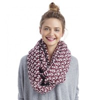 Sole Society Chunky Knit Infinity Scarf