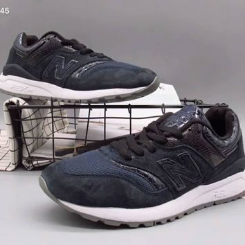 New balance Fashion Trending Running Sports Shoes Navy blue G-A36H-MY