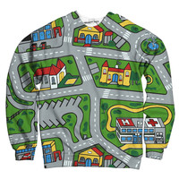 The Original Car Mat Sweatshirt