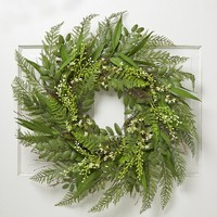 Spring Meadow Decorative Wreath