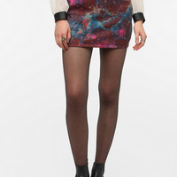 Urban Outfitters - Silence & Noise High-Rise Printed Skirt