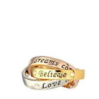 Disney Couture | Disney Couture Believe Rings at ASOS