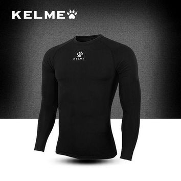 CREYLD1 Mens Compression Shirts Bodybuilding Skin Tight Long Sleeves Jerseys Clothings MMA Crossfit Exercise Workout Fitness Sportswear