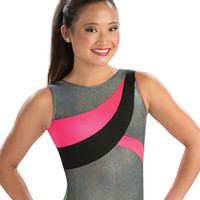 Calypso Curve Workout Leotard from GK Elite
