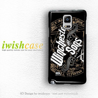 Winchester & Sons (Sigil) Samsung Galaxy Note 3 Case Note 4 Case