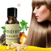 New Arrival Andrea Hair Growth Products Ginger oil Hair Growth Faster Grow Hair Ginger Shampoo Stop Hair Loss color