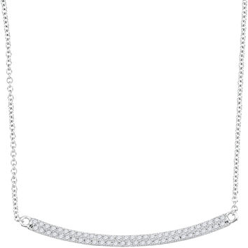 1-3Center Total Weight -Diamond NECKLACE