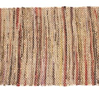 Artim Home Textiles, Grandi Throw Rug 2'x3' - Natural