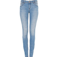 34in Light Blue Denim Superskinny Premium Jeans