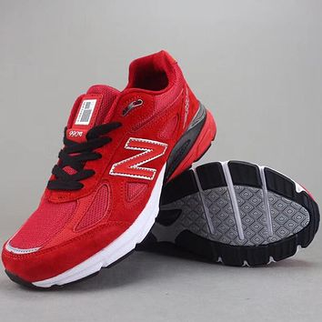 Trendsetter New Balance M990  Women Men Fashion Casual  Sneakers Sport Shoes