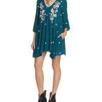 Free PeopleSweet Tennessee Embroidered Dress