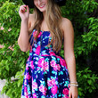 Shore Thing Floral Dress