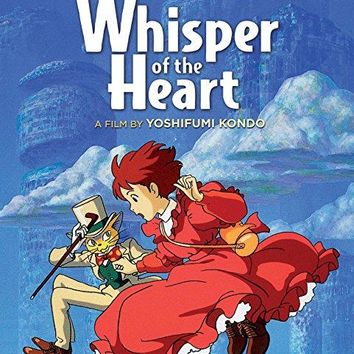 Brittany Snow & Courtney Thorne-Smith & Yoshifumi Kondô-Whisper of the Heart