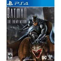 Batman: The Enemy Within (PS4) - Walmart.com
