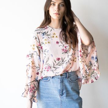 Spring Mix Blouse