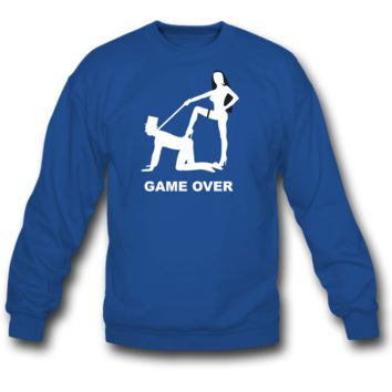 game over marriage sweatshirt
