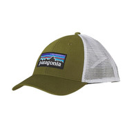 Patagonia P-6 LoPro Trucker Hat- Willow Herb Green