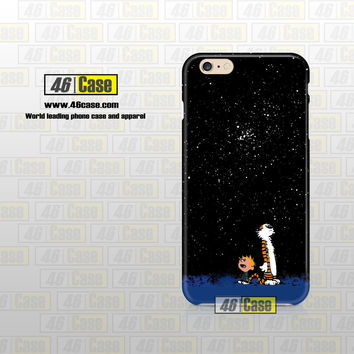 Calvin and Hobbes Daily Comic Strip iPhone Case Cover Series