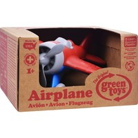 Green Toys Red Airplane