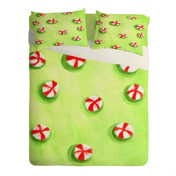 Rosie Brown Christmas Candy Sheet Set Lightweight