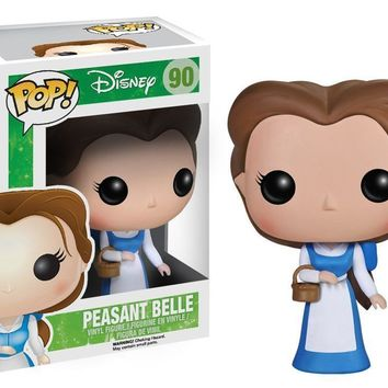 Peasant Belle Disney's Beauty And The Beast Funko Pop! Vinyl Figure #90