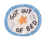Little Victories 'Got out of bed' Patch