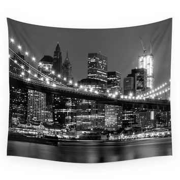 Society6 Night Wall Tapestry