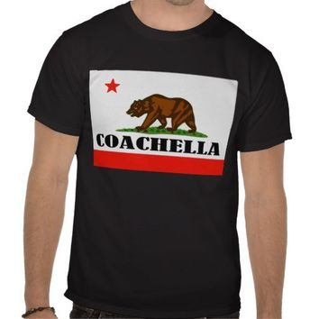 Coachella,California -- T-Shirt from Zazzle.com
