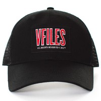 VFILES SHOP | VFILES ALL RIGHTS RESERVED | SNAPBACK by @VFILES
