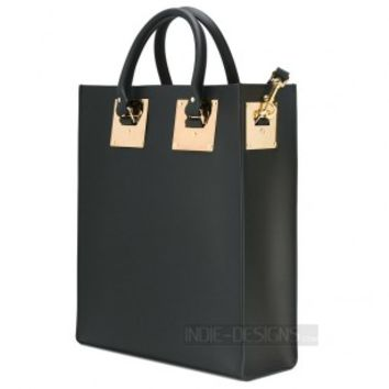 Indie Designs Albion Leather Tote Bag