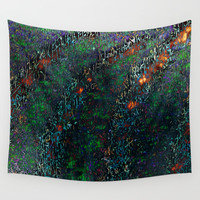 Keeping Watch Wall Tapestry by Stephen Linhart