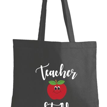 Cotton Tote Bags - Tote Bags for Teachers