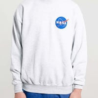 Frost Marl NASA Sweatshirt - Men's Hoodies & Sweats - Clothing