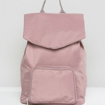 ASOS LIFESTYLE Backpack at asos.com