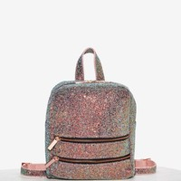 Skinnydip London Molly Glitter Backpack - Pink
