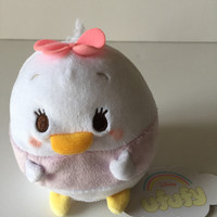 Disney Store Japan Daisy Duck Ufufy Scented Small Plush New with Tags