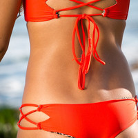 The Girl and The Water - ACACIA Swimwear 2014 - Kauai Bikini Bottom Various Colors - $101