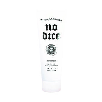 No Dice Sunscreen - SPF50 100 ml by Triumph&Disaster