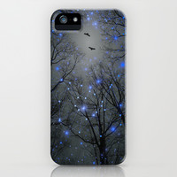 The Sight of the Stars Makes Me Dream (Geometric Stars Remix) iPhone & iPod Case by Soaring Anchor Designs ⚓