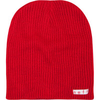 Neff Daily Beanie Red One Size For Men 15726530001