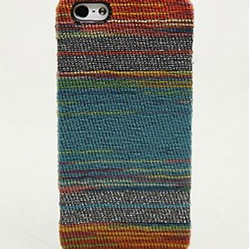 Free People Womens Fabric iPhone 4/5 Case -