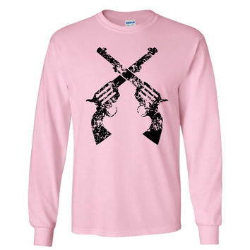 Crossed Pistols T-Shirt