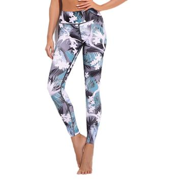 STYLEDOME Womens Sports Yoga Workout Gym Fitness Leggings Pants Jumpsuit Athletic Clothes