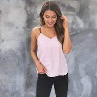 Sure Is Sweet Pink Blouse