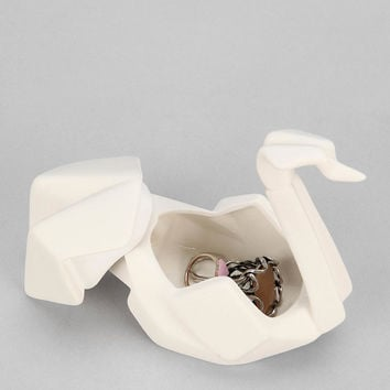 Origami Swan Catch-All Dish - Urban Outfitters