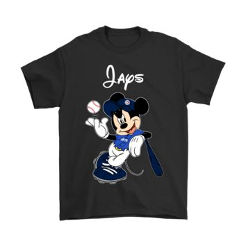 DCCKON7 Baseball Mickey Team Toronto Blue Jays Shirts