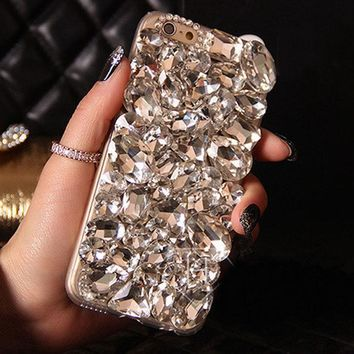 Luxury Crystal Rhinestone Bling Case