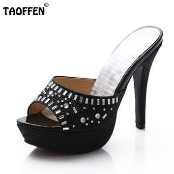 women peep open toe stiletto